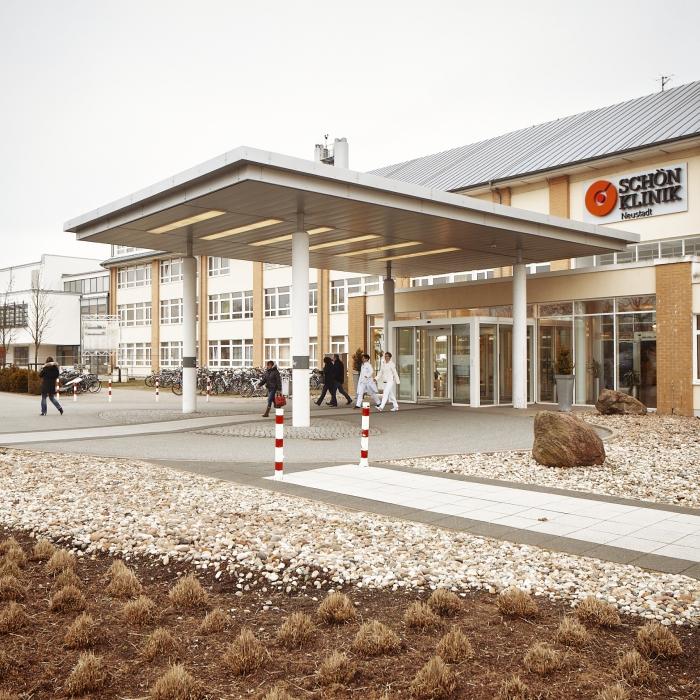 Schön Klinik In Neustadt