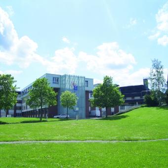 Foto - Katholisches Klinikum Koblenz · Montabaur – Betriebsstätte Brüderkrankenhaus Montabaur