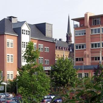 Foto - Katholisches Klinikum Koblenz · Montabaur: Marienhof / Brüderhaus Koblenz