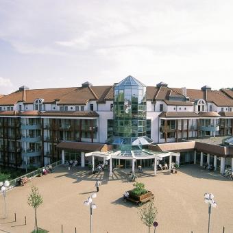 Foto - Johannesbad Fachklinik, Gesundheits- & Rehazentrum Saarschleife