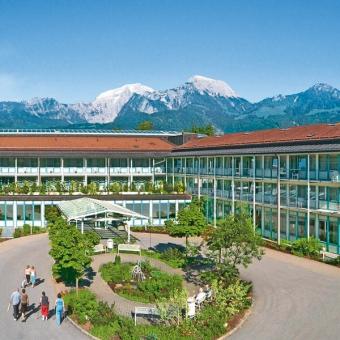Foto - Schön Klinik Berchtesgadener Land