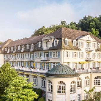 Foto - Oberberg Parkklinik Wiesbaden Schlangenbad