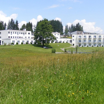 Foto - Oberberg Fachklinik Scheidegg im Allgäu